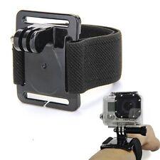 GoPro Wrist Strap Mount Secure Camera to Pole Stick Arm Belt Tie Hero 1 2 3+ HD