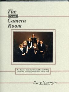 The Portrait Camera Room Master Techniques by Dave Newman