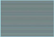 Stripes Black 0,5 MM 1:24 Decal