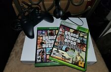 500 GB  Xbox One Slim S w Grand Theft Auto V GTA 5 + GTA San Andreas + Headset