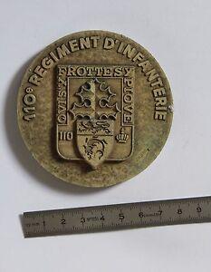 (MB) Médaille nominative 110e Régiment d'infanterie