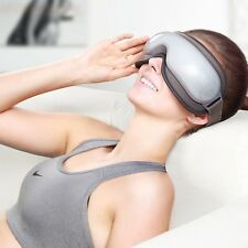 Naipo Breo Eye Massager Electric Wireless Temple Massage with Heat Music and Air