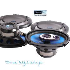 """Sinustec ST-240C 350 Watt 6x9"""" Auto Lautsprecher oval Set Hutablage Hecksystem"""