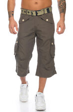 Herren Bermuda Shorts Hose Sommerhose Herrenshorts Bermudas W29-W38 M24 NEU