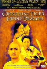 Crouching Tiger, Hidden Dragon (DVD, 2001, Special Ed BRAND NEW
