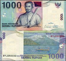 INDONESIA 1000 1,000 RUPIAH 2000/2003 P 141 d UNC