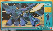 Bandai Gundam ZZ Series 1/144 Dreissen Vintage Rare