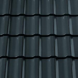 Dachziegel Creaton TERRA OPTIMA Tondachziegel Dach Dachpfannen Ton Muster