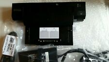 New Dell PR02X E-Port Plus USB 3.0 Docking Station + PA-4E 130W.