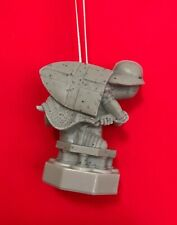Harry Potter Custom Christmas Ornament - Grey Pawn from Wizard's Chess