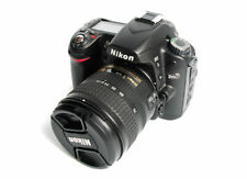 Nikon D80 complete with 18 – 135 mm + Multi-function Battery Pack MB-D80