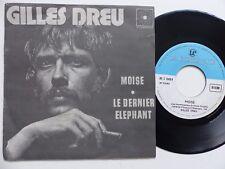 GILLES DREU Moise Le dernier elephant LA COMPAGNIE BES 045
