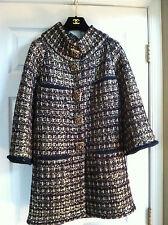 Chanel 11A NEW TAG Paris-Byzance GOLD MULTICOLOR GRIPOIX Buttons JACKET FR48$10K