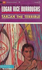 Tarzan the Terrible by Edgar Rice Burroughs (Tarzan Book #8)