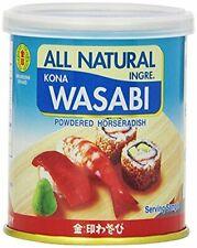 Japanese All Natural Kinjirush Kona Wasabi Powder Horseradish 1.7 oz Japan Made