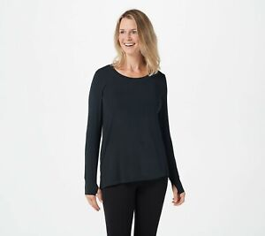 Cuddl Duds Softwear with Stretch Long Sleeve Crew - More Colors  119 a381708