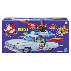 Ghostbusters Kenner Classics The Real Ghostbusters Ecto-1 Vehicle IN STOCK