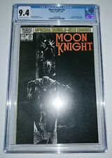Moon Knight #25 CGC 9.4 - Origin & 1st Appearance Black Spectre 1982