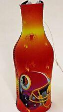Nfl Washington Redskins Bottle Cooler, Coozie, Koozie, Coolie, New