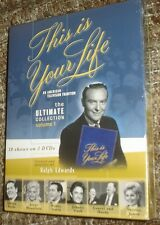 This Is Your Life - Ultimate Collection (DVD, 2005, 3-Disc Set), NEW & SEALED