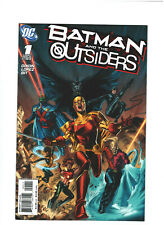 Batman and the Outsiders #1 NM- 9.2 DC Comics 2007