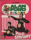 ALAN FORD COLORE # 9 ZOO SYMPHONY magnus & bunker e editoriale corno 1980