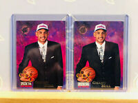2x 1994 Topps Stadium Grant Hill #181 RC Rookie NM/M MINT Basketball Card