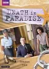 Death in Paradise: Season One [New DVD] Full Frame, 2 Pack