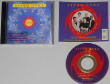 Spyro Gyra - 20/20  U.S. promo cd, DJ sticker on flicker cover