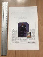 Jaeger-LeCoultre Atmos 1971 Advertisement Pub Ad Werbung