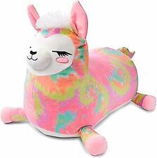 Justice Josie the Llama Jumbo Squishmallow For Girls Plush Pillow Nwt
