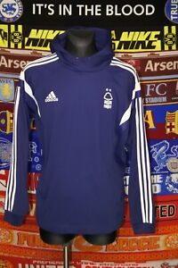 4.5/5 Nottingham Forest adults XL 2014 training football hoodie