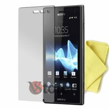 3 for Films sony Xperia Acro S Protector Save Screen LCD Film