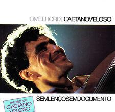 Best of Caetano Veloso CD 1989 Brasil-Import