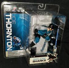 """McFarlane NHL Series 13 JOE THORNTON San Jose Sharks 6"""" Figure Figurine"""