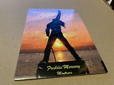 More details for queen freddie mercury limited edition jigsaw from montreux mint