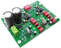 Moving Coil - Moving Magnet Phono Passive RIAA Pre Amplifier  SPA18 pcb mini