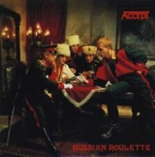 Russian Roulette by Accept (CD, Apr-2014, Hear No Evil (Cherry Red Label))