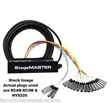 (One)  Genuine RAPCO HORIZON 150 ft STAGEMASTER Snake 16X4 XLR sends.