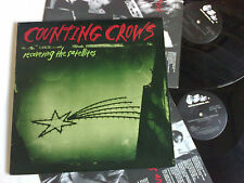 COUNTING CROWS RECOVERING THE SATELLITES DGC 2LP + INNER SLEEVES 1996 USA