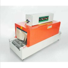 Thermal heat shrink packaging machine tunnels for PP/ POF/ PVC    sn
