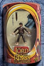 Toybiz Lord Of The Rings - Elven Cloaked Frodo Action Figure