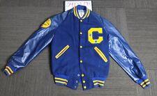 Vintage Varsity School Letterman DeerFoot Sports Jacket