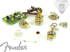 NEW! Genuine Fender Stratocaster Mid Boost Kit 005-7577-000 (Active Electronics)