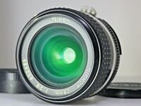 Excellent! Nikon Nikkor Ai-s Ais 28mm f/2.8 Wide Angle MF Lens from Japan JP 2.8