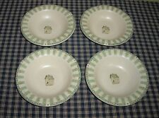 "Pfaltzgraff Naturewood 7 1/2"" Soup, Cereal, Chowder Bowls, Set of 4"