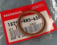 HONDA 18291-MN5-650 OEM EXHAUST GASKET CRF150 CRF230F XR400 XR650L GL1500 GL1800