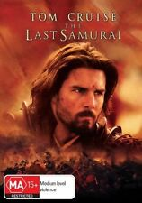 The Last Samurai (DVD, 2007)*R4*New and Sealed*Tom Cruise