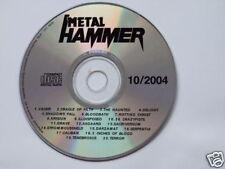 ►►RARE POLISH CD various METAL HAMMER 10/2004 POLAND