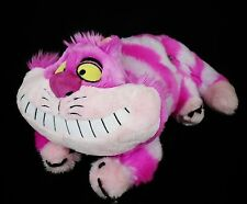 "Disney Store Exclusive Alice in Wonderland CHESHIRE Cat 16"" Plush Doll EXCELLENT"